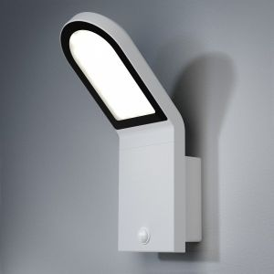 Osram Projecteur extérieur LED ENDURA STYLE - Détecteur de présence - 12 W Equivalent 56 W - Blanc - Garantie 5 ans
