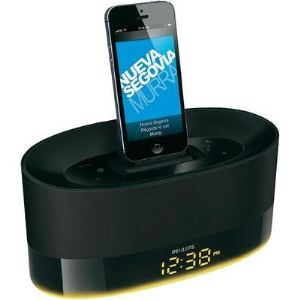Philips DS1600/12 - Double dock Apple pour iPod/iPhone/iPad