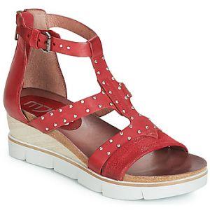 Mjus Sandales TAPASITA CLOU rouge - Taille 36,37,38,39,40,41