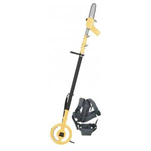 Gardeo GSEBR650FULL - Scie à ébrancher électrique 650W avec harnais