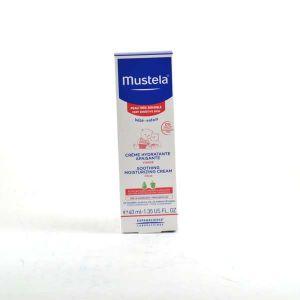 Mustela Crème hydratante apaisante visage peau très sensible