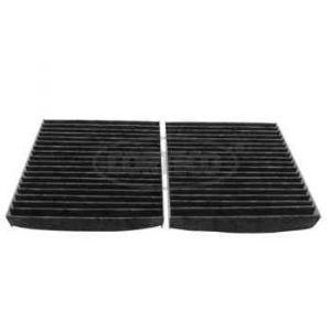 corteco filtre d 39 habitacle charbon actif cc1434 comparer avec. Black Bedroom Furniture Sets. Home Design Ideas