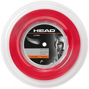 Head Lynx 200 m reel red, diameter:1.25