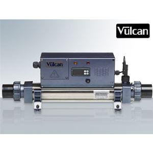 Vulcan V-8T36V-D - Réchauffeur Digital Titane 6 kw triphasé