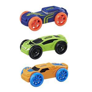 Hasbro Recharge (3 voitures) pour lanceur Nitro motofurry