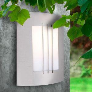 Globo Lighting Lampe d'extérieur Globo ORLANDO Acier inoxydable, 1 lumière Moderne/Design/Classique Extérieur ORLANDO