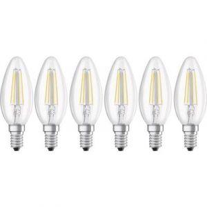 Forme Osram 4 Led En Bougie W40 4058075051836 Ampoule E14 De 3lFJTuK1c