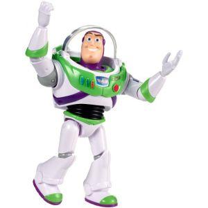 Mattel TOY STORY - Buzz l'Eclair - Figurine Articulée 18cm