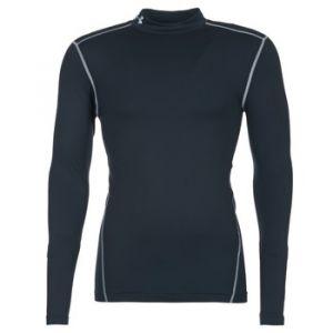 Under Armour Tee-shirt ColdGear Col Turtle Compression noir Under Armour Noir - Taille XL