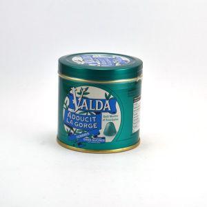 Valda Gommes sans sucres goût menthe et eucalyptus 160g
