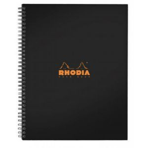 Rhodia 191310C - Note book Rhodiactive A4+ 22,5 x 29,7 cm 160 pages - ligné