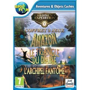 Triple pack Hidden Expedition [PC]