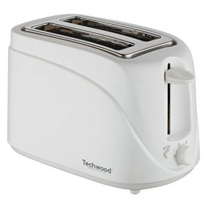 Techwood TGP-202 - Grille-pain 2 fentes