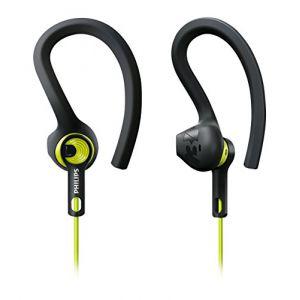 Image de Philips SHQ1400 ActionFit - Écouteurs sport tour d'oreille ultra-légers