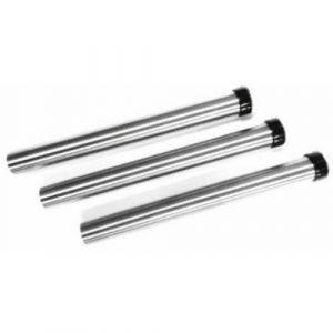 Sidamo Tube inox pour aspirateur XC 30 - Lot de 3