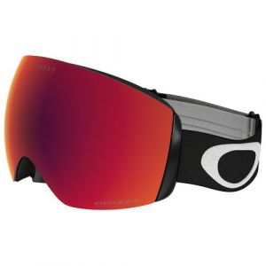 Oakley Flight Deck Xm Masque de Ski Matte Black/Prizm Torch Iridium