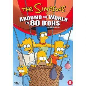 Les Simpson : Autour du Monde [DVD]