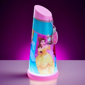 Worlds Apart GoGlow Tilt Torch Disney Princess