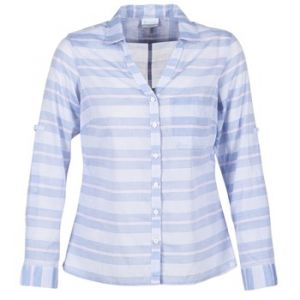 Columbia Chemise EARLY TIDE bleu - Taille S,M