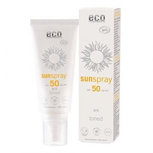 Eco Cosmetics Sunspray Toned Q10 - 100 ml - SPF 50
