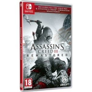Assassin's Creed 3 + Liberation Remaster [Switch]