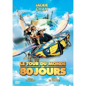 Le Tour du Monde en 80 jours - avec Jackie Chan
