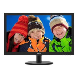 Philips V-line 223V5LHSB2 - Ecran LED 22""