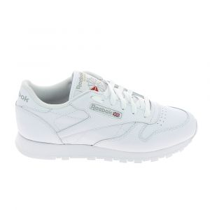 Reebok Cl Leather W chaussures blanc 38,5 EU