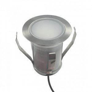 Lumihome Mini spot encastrable LED - 50 lumens - Blanc chaud 3500K