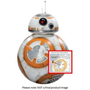 Jakks Pacific Figurine BB-8 électronique Star Wars (45 cm)