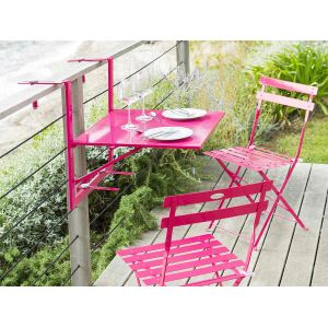 Hesperide Baltra - Table de balcon