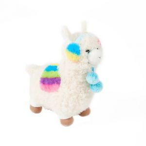 Soft Friends Peluche Lama arc-en-ciel