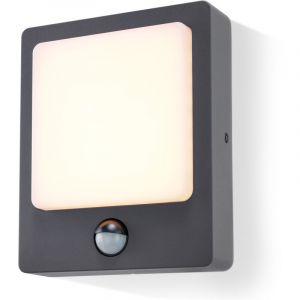 Esotec Applique à LED avec détecteur de mouvement Applique d?extérieur Lampe d?extérieur 201185