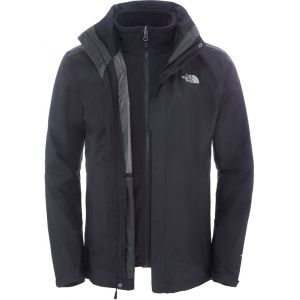 The North Face Evolution Ii Triclimate Tnf Black Man