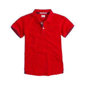 Pepe Jeans London Thor - Polo manches courtes - rouge
