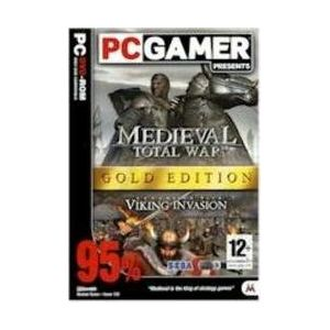 Medieval : Total War - Le jeu + l'extension Viking Invasion [PC]