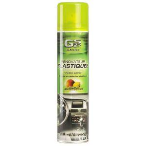 GS27 Nettoyant rénovateur plastiques finition satinée Classics 400 ml