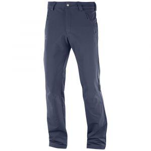 Salomon Pantalons Wayfarer Warm Pants Short - Night Sky - Taille 48