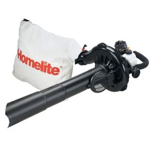 Homelite HBL26BVB - Aspirateur souffleur thermique 26cc