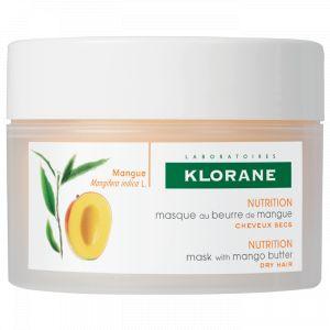 Klorane Nutrition - Masque au beurre de mangue