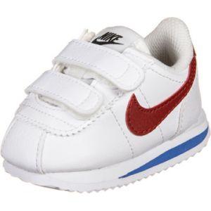 Nike Chaussure Cortez Basic SL pour Bébé/Petit enfant - Blanc - Taille 23.5 - Unisex