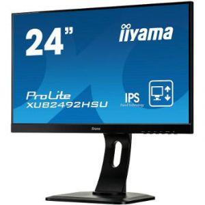 """iiyama ProLite XUB2492HSU-B1 - Écran LED 24"""""""