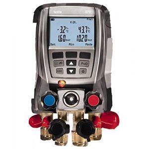 Testo Manomètre froid électronique 570-2 Set 0563 5702 1 set