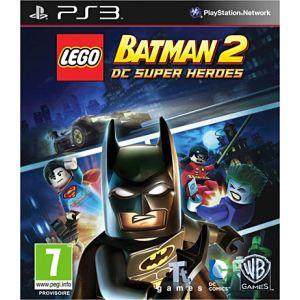 LEGO Batman 2 : DC Super Heroes [PS3]