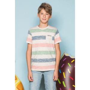 Deeluxe T-shirt enfant Tee Shirt blanc - Taille FR 46,10 ans,12 ans,14 ans