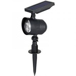 Luxform Projecteur à LED solaire intelligent Lupus 50 lm