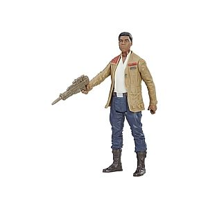 Hasbro Finn Resistance Fighter (C1505) - Star Wars Episode VIII - Figurine 10 cm Héros 1