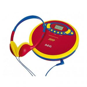 AEG CDP-4228 - Lecteur CD / MP3 Kids Line