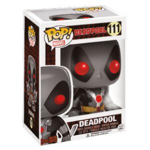 Funko Figurine Pop! Marvel : Deadpool X-Force 2 Swords