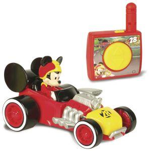 IMC Toys Mini véhicule radiocommandé Mickey Top départ : Roadster Mickey